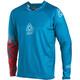 Leatt Brace DBX 4.0 Ultraweld Bike Jersey Longsleeve Men blue